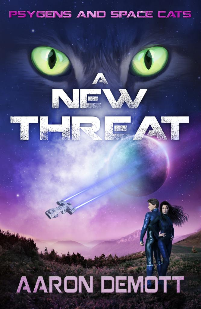 Psygens and Space Cats: A New Threat Cover thumbnail