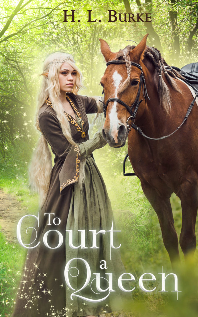 To Court a Queen Book Cover